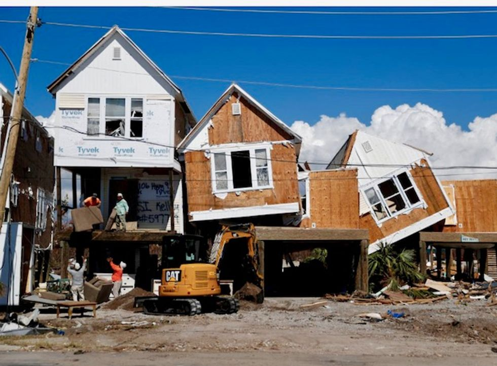 Rising insurance costs may convince Americans that climate change risks are real