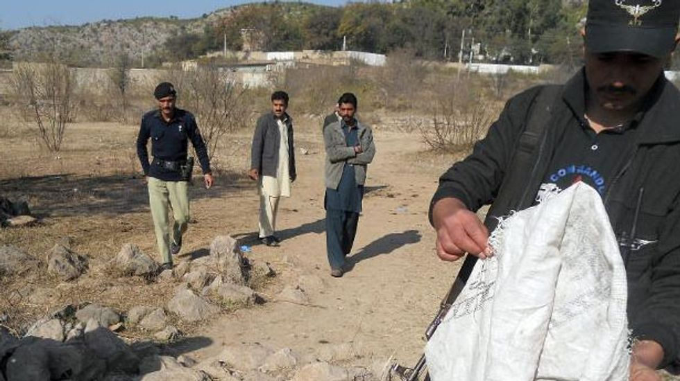 Pakistan father hails teenage son for stopping suicide bomber