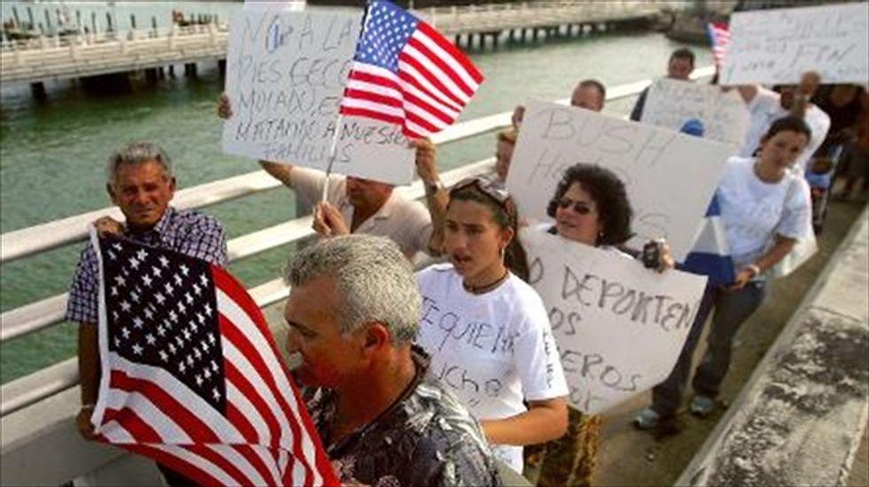 U.S. and Cuba resume talks on migration agreements