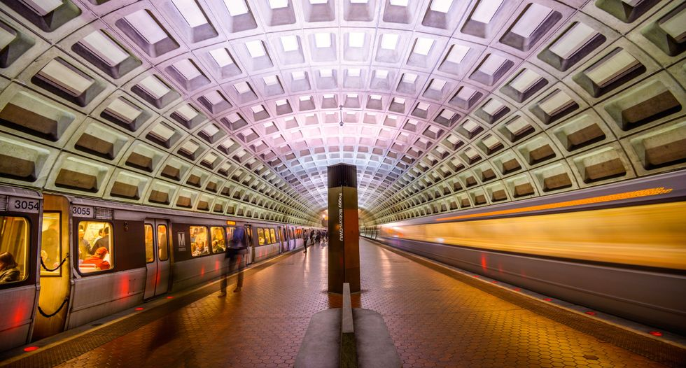 US 'seriously' considered shutting down DC subway system