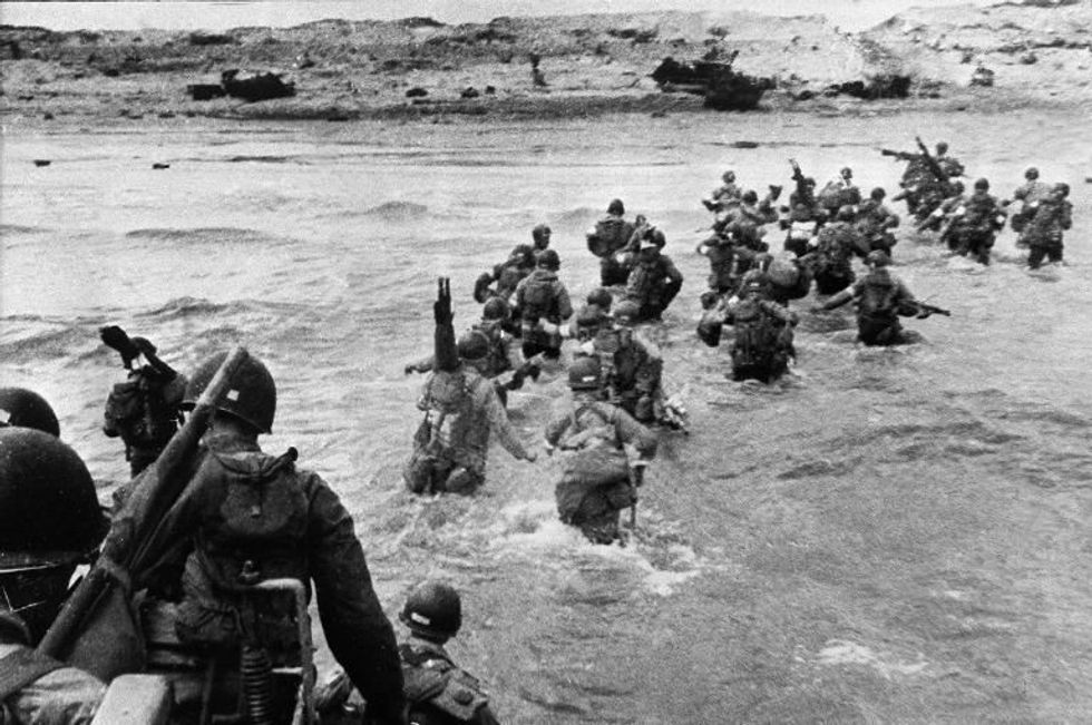 WWII veteran on D-day 70th anniversary: 'I remember every detail of the landing even now'