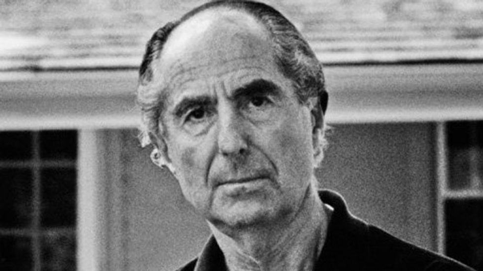 Author Philip Roth says goodbye to both writing and public life