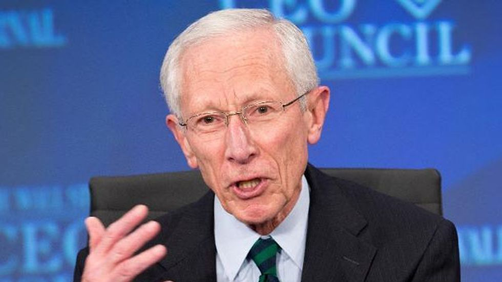Obama nominates financier Stanley Fischer as Federal Reserve vice chair