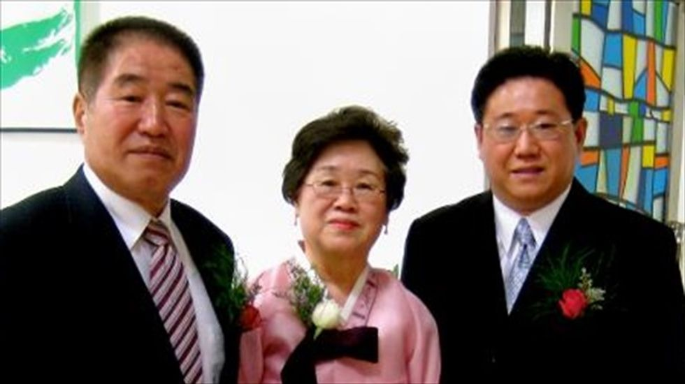 North Korea detainee's family rips 'drunk and stressed' Dennis Rodman