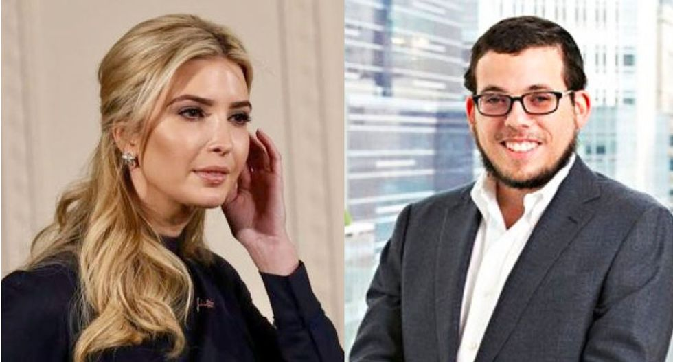 Ivanka Trump and 'rich kid career grifter' partner sued for stiffing Italian jeweler: report
