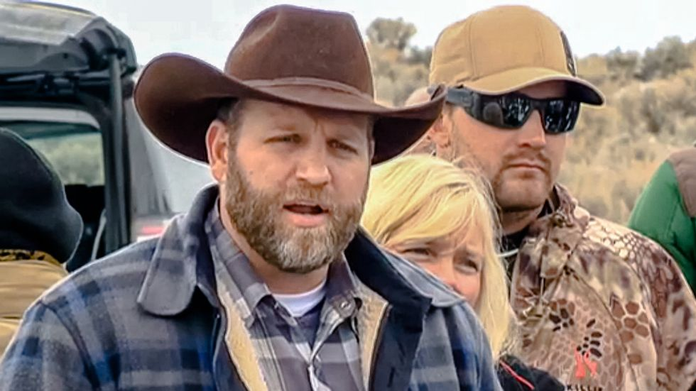 Ammon Bundy defends Oregon wildlife sanctuary takeover in US federal court