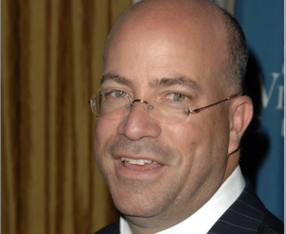 CNN President Jeff Zucker condemns Trump White House for carelessness with reporters' lives