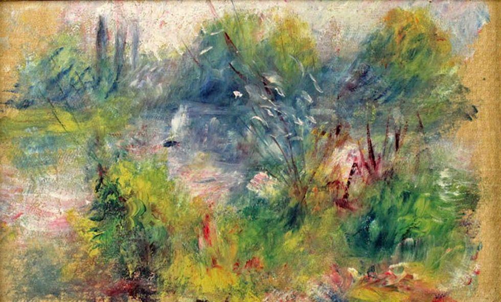 Baltimore Museum of Art awarded stolen Renoir found at flea market for $7
