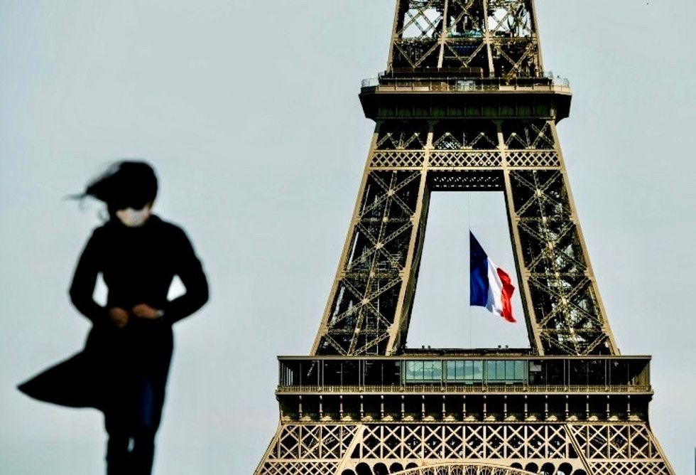 France tops 2 million COVID-19 cases