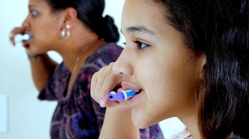 The nanotechnology in your toothpaste