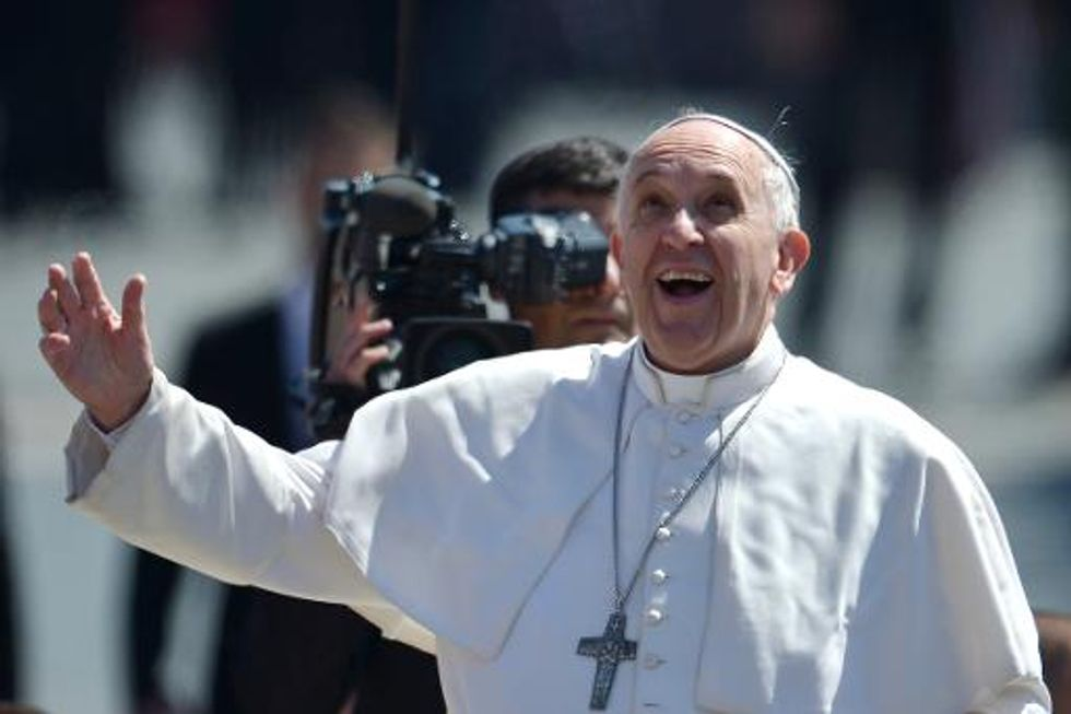 Israeli police say they won't let extremists spoil Pope Francis' visit