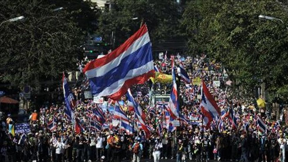 'Respect my vote' - Thai election supporters speak out