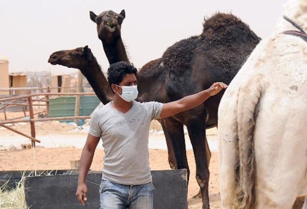 Saudi Arabia reports five new MERS deaths, bringing country's death toll to 168