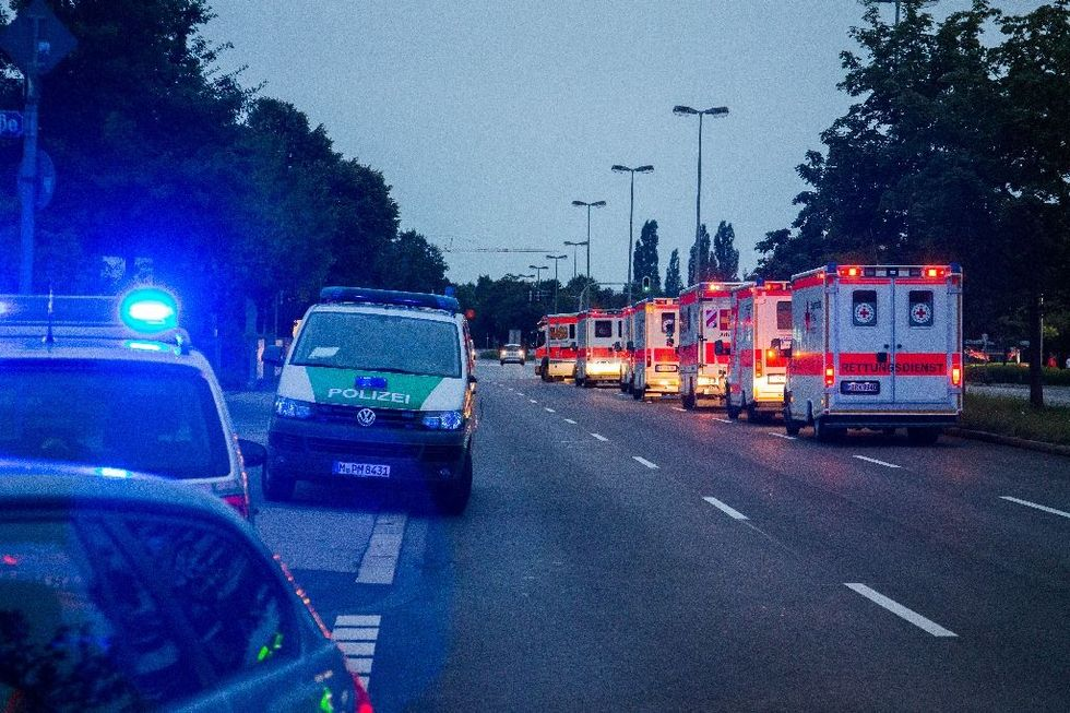 One dead, two injured in Germany machete attack: police