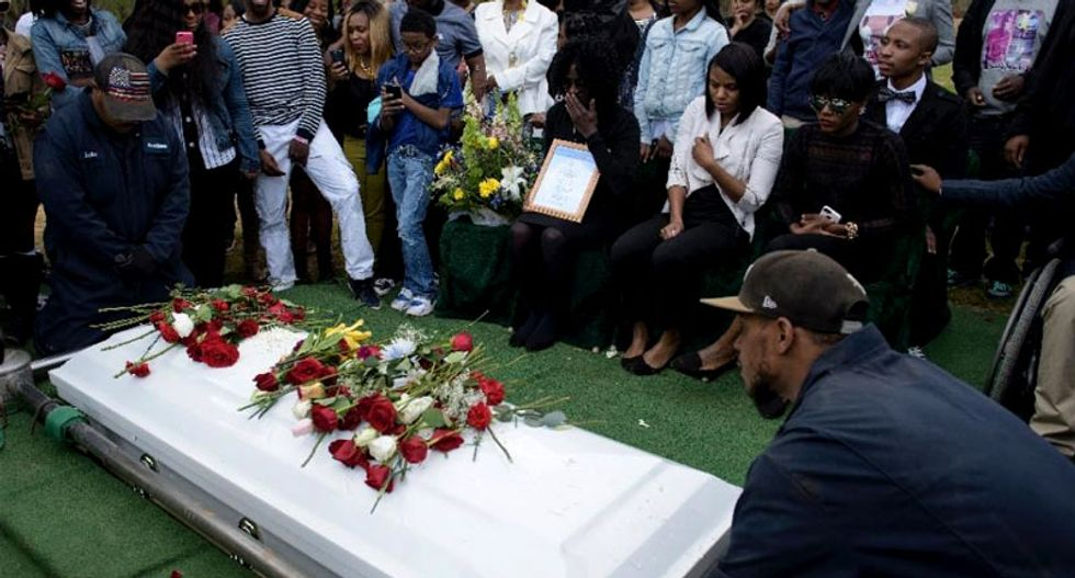 Freddie Gray is one of many: how dying in custody is much more common than you think