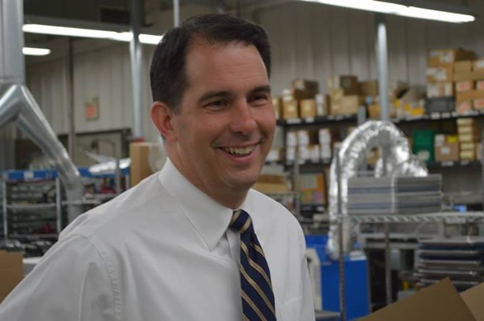 Wisconsin Republicans propose 7-day work week at behest of business lobby