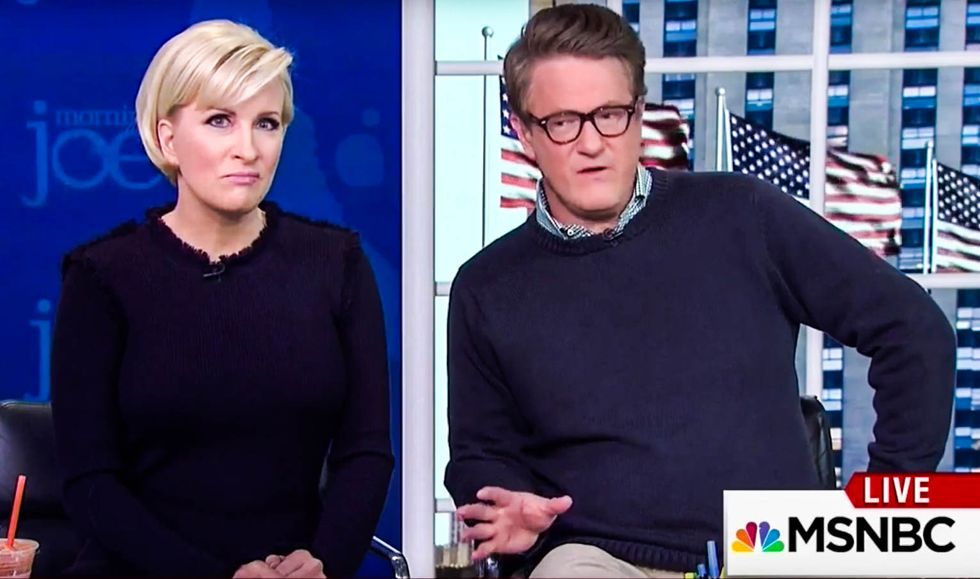 'Morning Joe' rips apart Trump's voter fraud delusions: 'His team can't bear to tell him the truth'