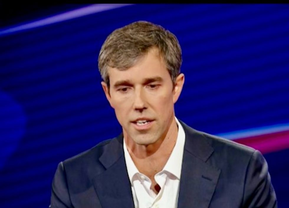 Beto O'Rourke delivers the perfect rebuttal to Trump's 'ridiculous' effort to militarize the border