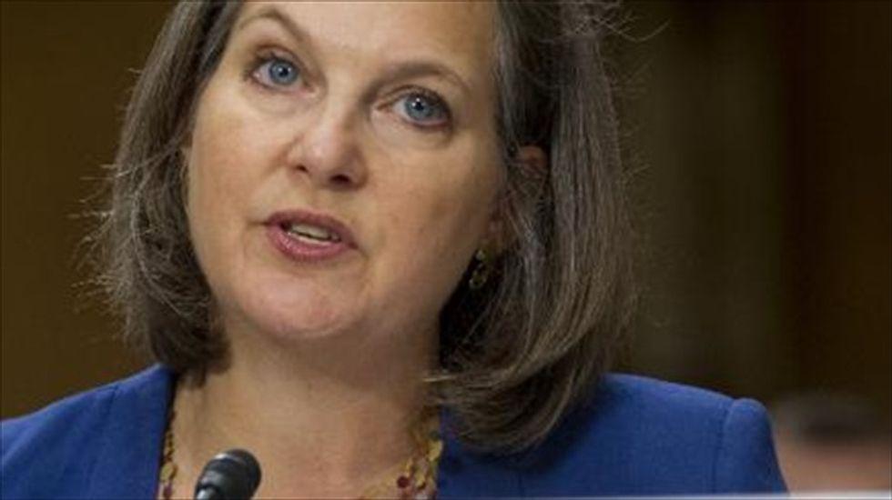 Senate committee debates visa bans against Ukraine after protest crackdown