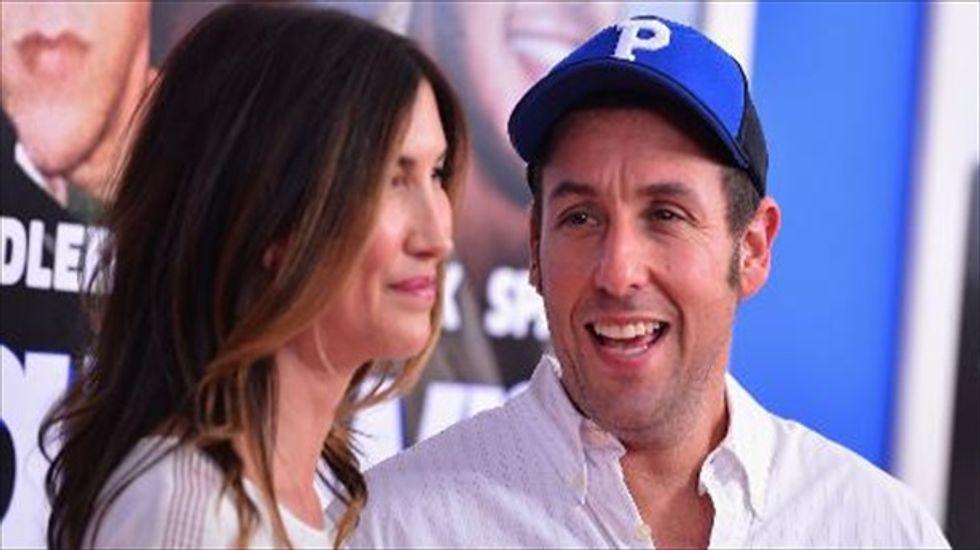 Actor Adam Sandler up for third straight 'Razzie' award for Worst Actor