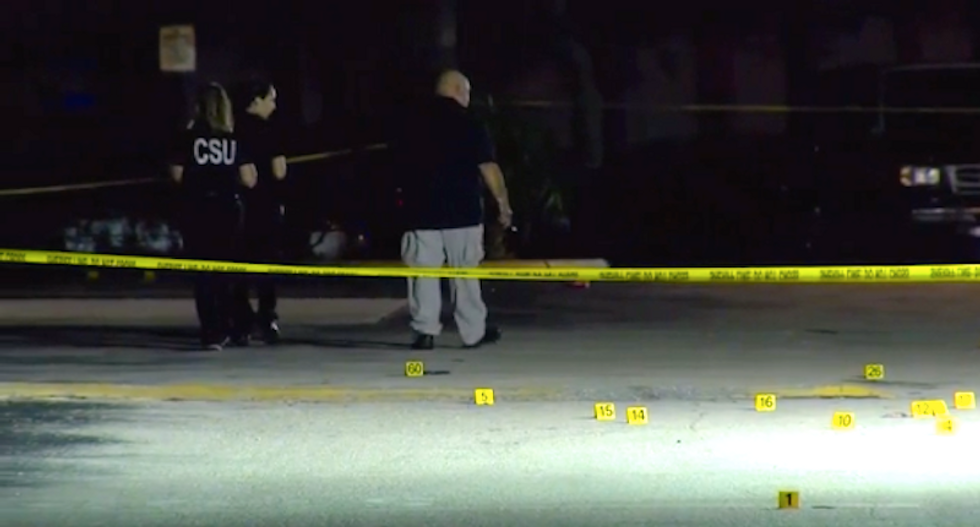 At least two dead and up to 16 wounded after nightclub shooting in Florida