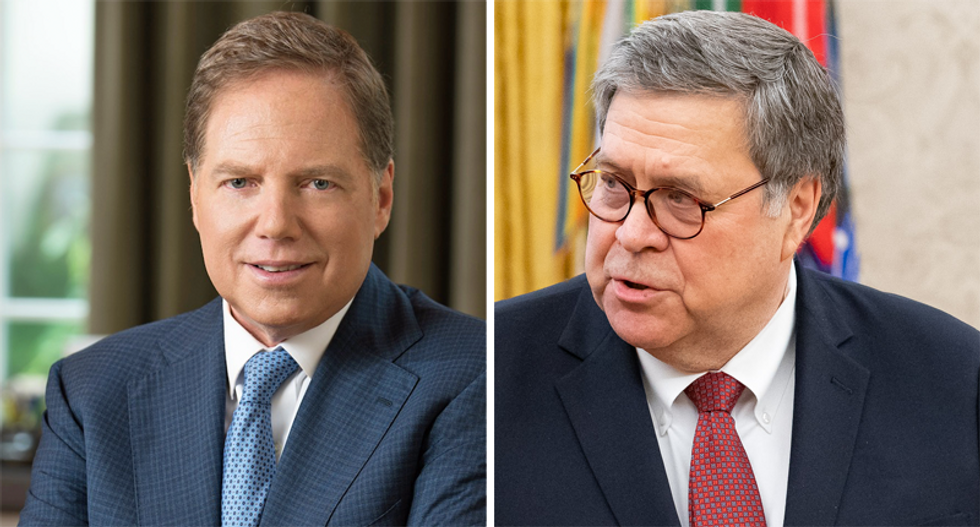 Prosecutor spills details about Bill Barr's 'unprecedented, unnecessary and unexplained' efforts to oust him