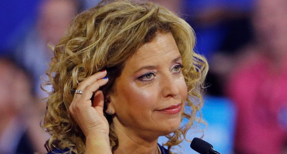 Suspicious package at Debbie Wasserman Schultz's office was addressed to Eric Holder: CNN