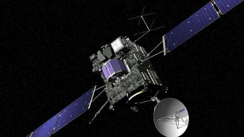 To Agilkia and beyond! Comet landing site for Rosetta spacecraft is named