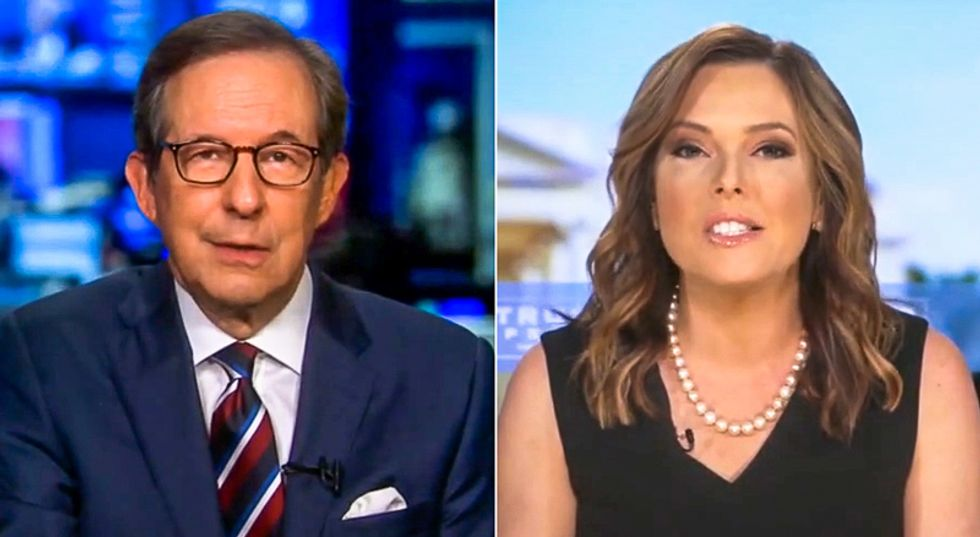 'You guys look silly': Chris Wallace annihilates Trump spokeswoman for 'denying reality' of Tulsa debacle