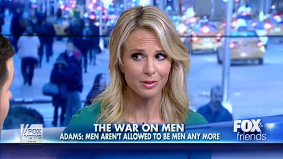 Fox's Elisabeth Hasselbeck: Are male-wussifying feminists a national security problem?