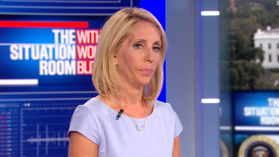 Trump ally frantically texts CNN's Dana Bash: The anonymous op-ed writer 'wants to eventually be a hero'