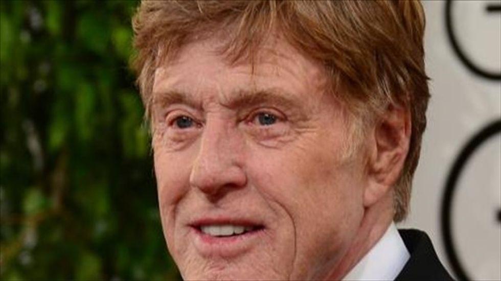 Robert Redford blames studio for Oscars snub