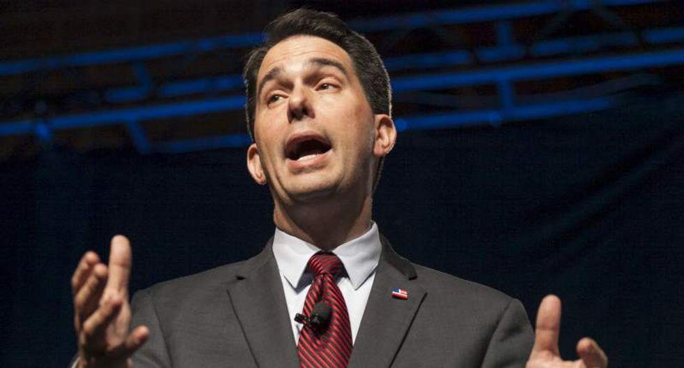 Republican Walker exits 2016 presidential race