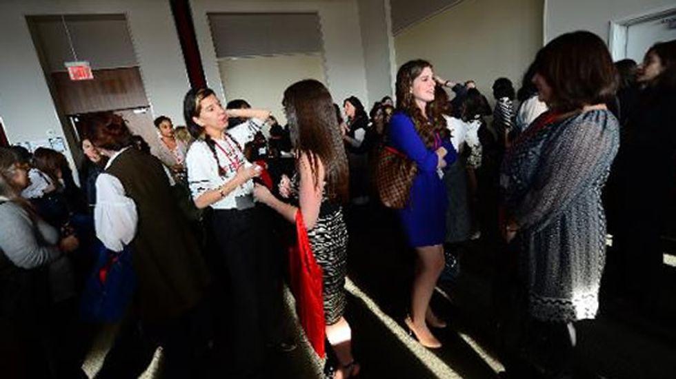 Female entrepreneurs to shatter glass ceiling via speed-dating