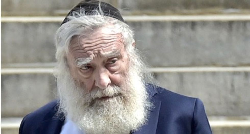 Rabbi charged with sexually abusing teen student pleads not guilty