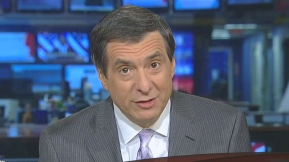 Fox host accuses MSNBC of partisan Christie coverage as panel veers into Benghazi talk
