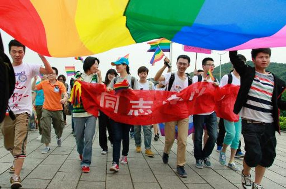 Chinese come out against LGBT 'conversion' therapy