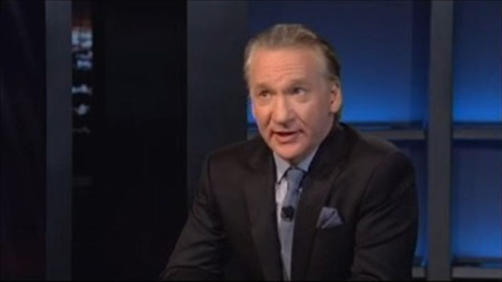 Bill Maher on GOP's success: 'A simple message for a simple people -- screw Obama'