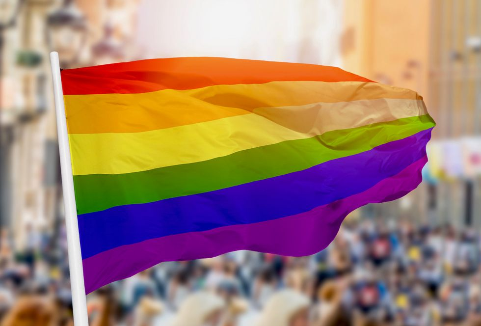 Gay rights progress, but same-sex relations still a crime in 69 countries: report