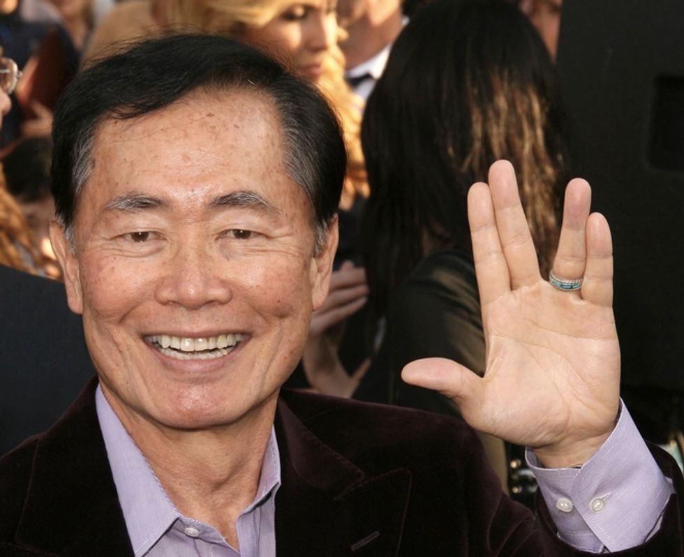 George Takei: Kim Davis isn't Rosa Parks -- she's just another bigot like George Wallace