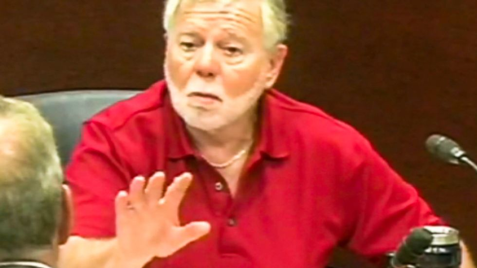 Indiana councilman resigns after rant about how 'uneducated' protesters 'unfortunately breed'