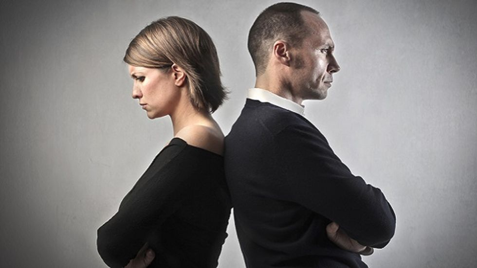 Study: Conservative protestants more likely to divorce, raise divorce rates for neighbors
