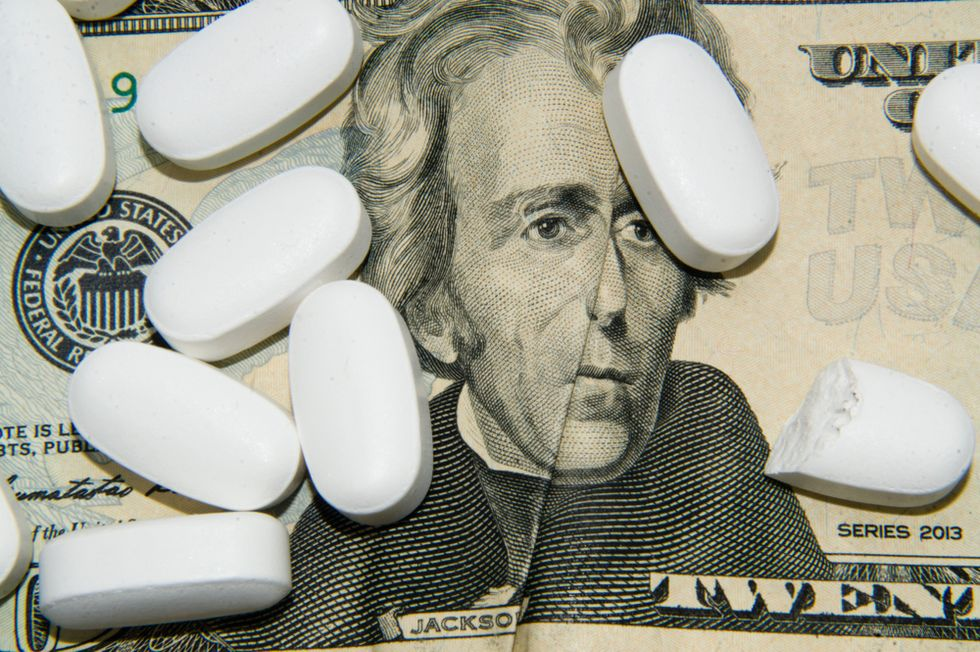 Lawsuit by 44 states accuses pharma giants of 'Multi-Year conspiracy' to hike drug prices by over 1,000 percent