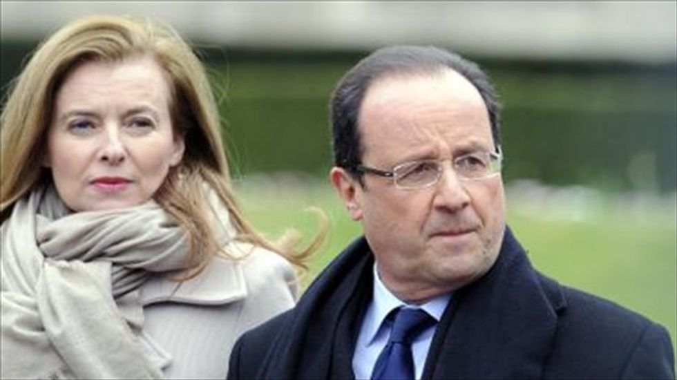 French president Hollande's alleged affair complicates upcoming White House state dinner