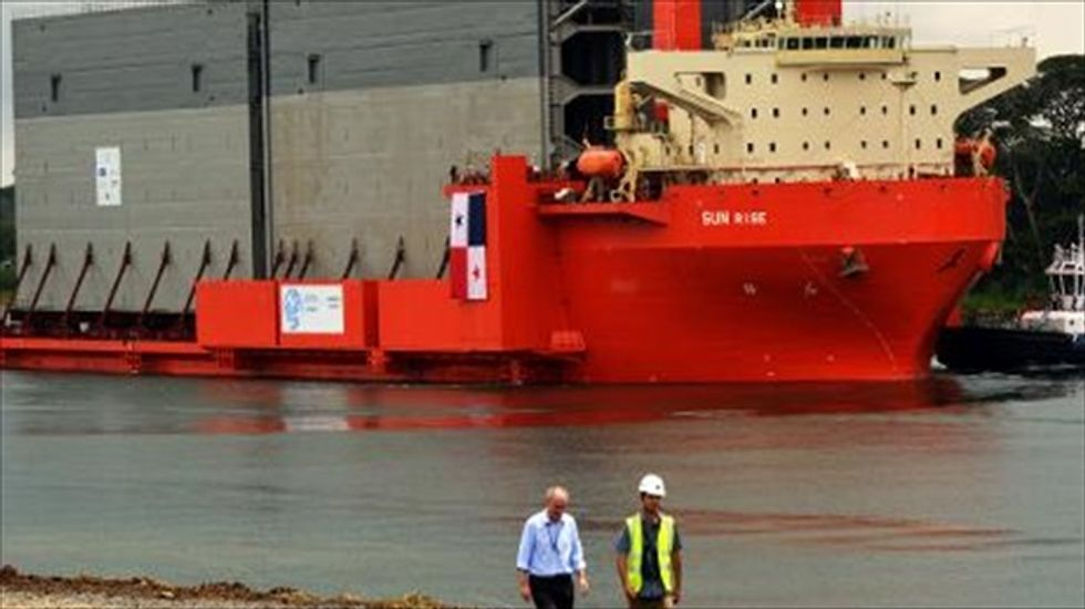 Spanish consortium asks Panama to pay for 'unforseen' canal expansion costs