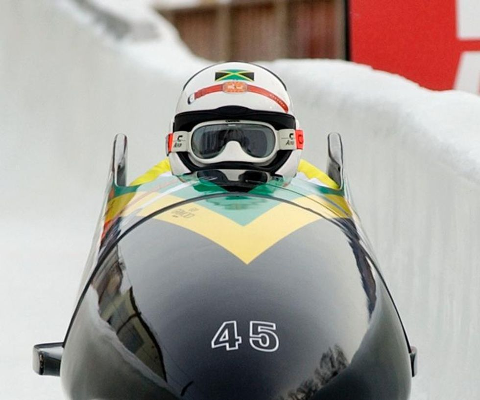 Jamaican bobsled team Olympics-bound to compete for first time in 12 years