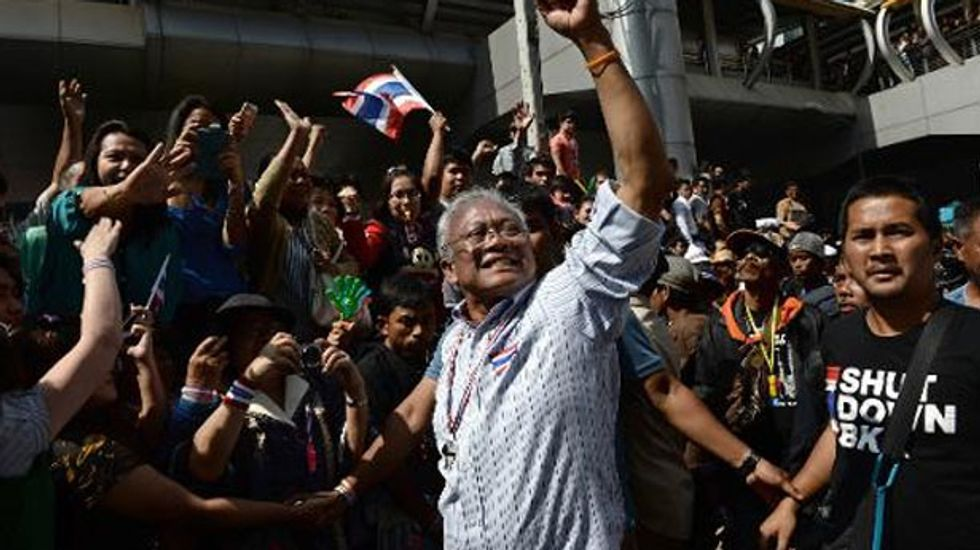 Thailand invokes 'state of emergency' rule to deal with mass street protests