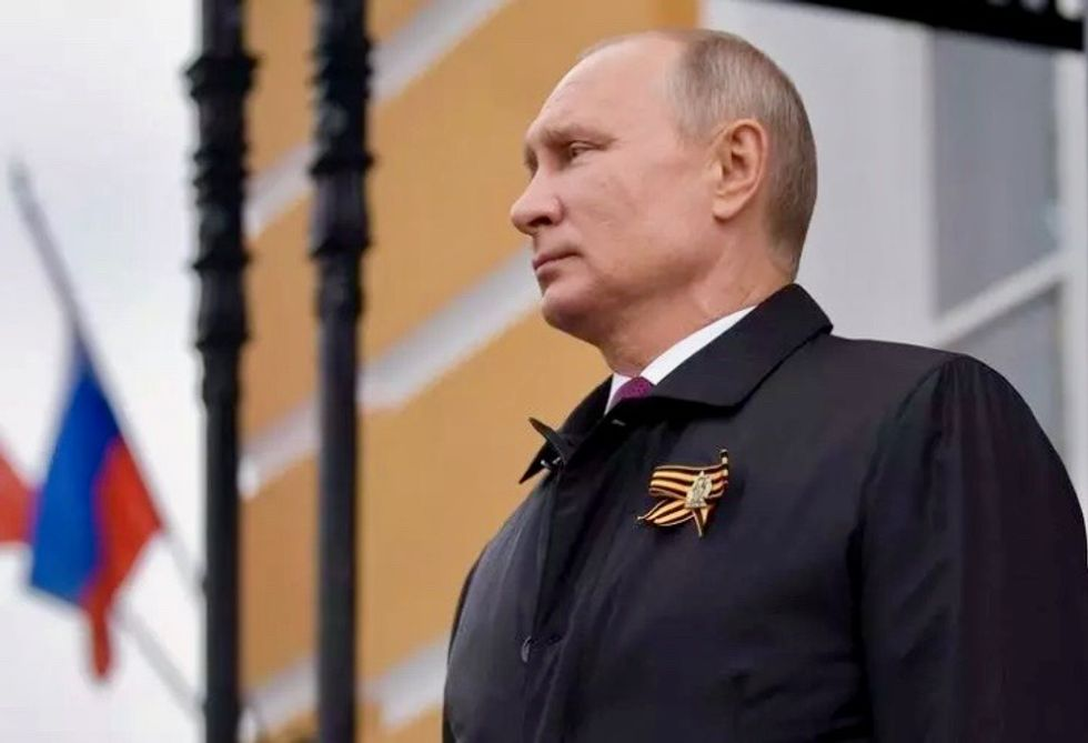 Russia and Europe trade barbs over WWII narratives