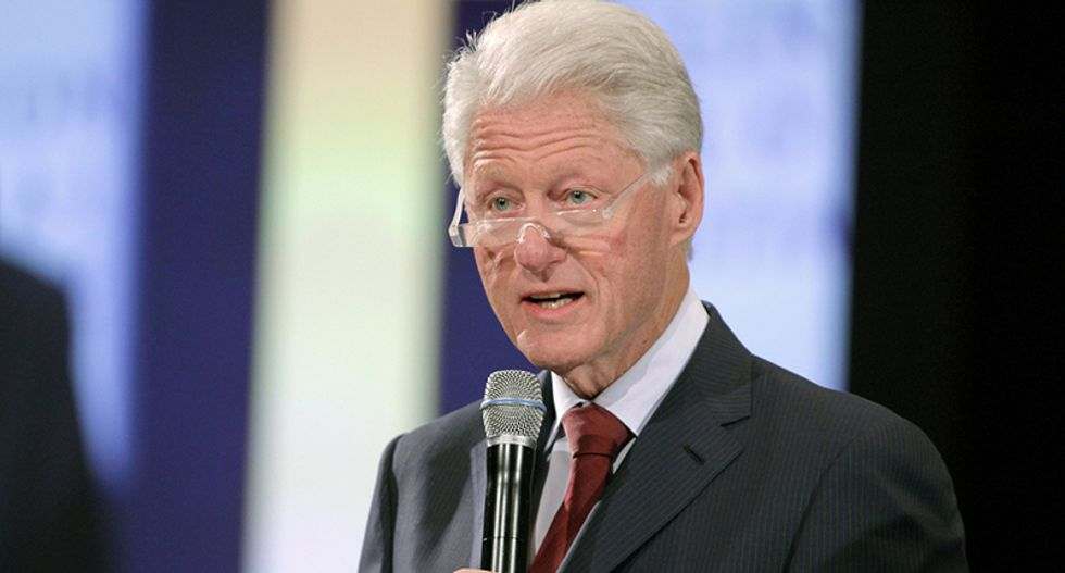 'For them this is home':  Bill Clinton rips Trump's 'cruel' decision on Dreamers
