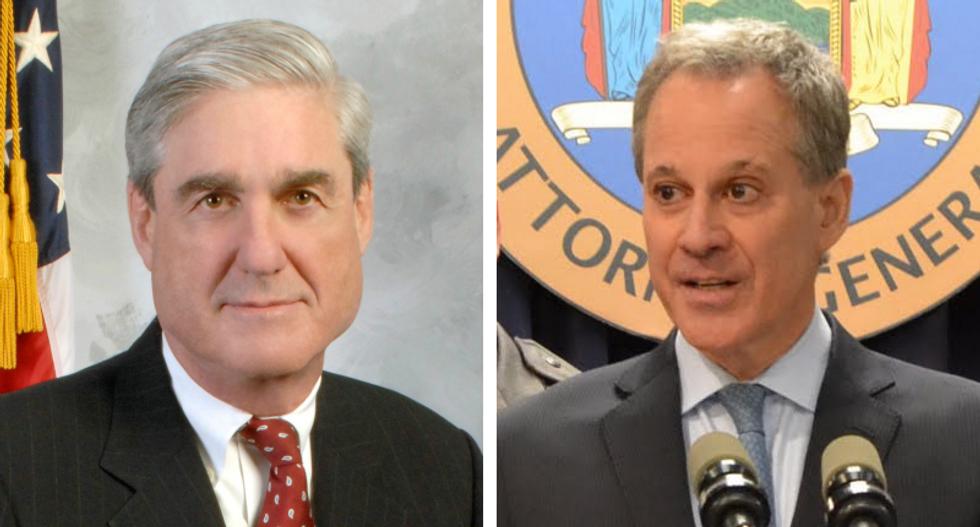 Ex-Watergate prosecutor downright gleeful over Mueller-Schneiderman's 'wonderful' plan to nail Manafort